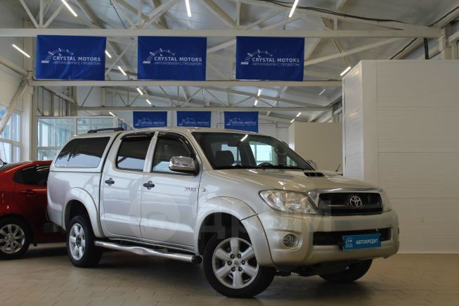 Toyota Hilux Pick Up, 2010 год, 1 089 000 руб.