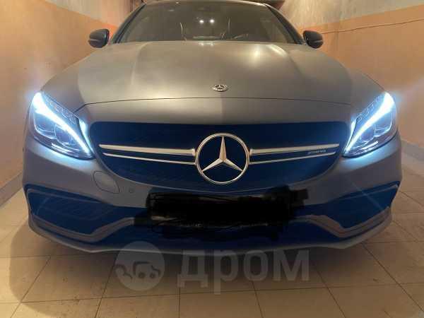 Mercedes-Benz C-Class, 2017 год, 4 600 000 руб.