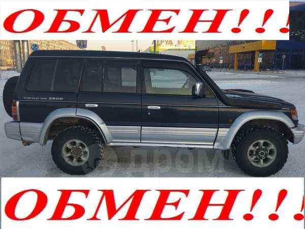 Mitsubishi Pajero, 1996 год, 395 000 руб.