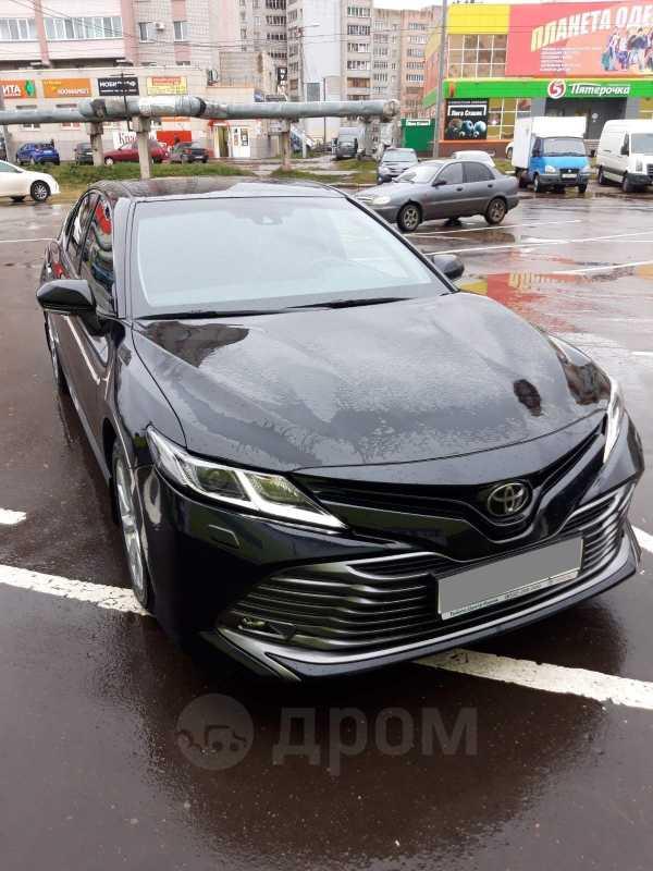 Toyota Camry, 2018 год, 1 680 000 руб.