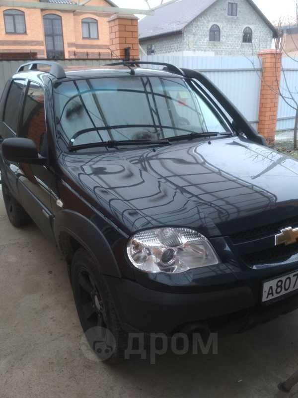 Chevrolet Niva, 2015 год, 440 000 руб.