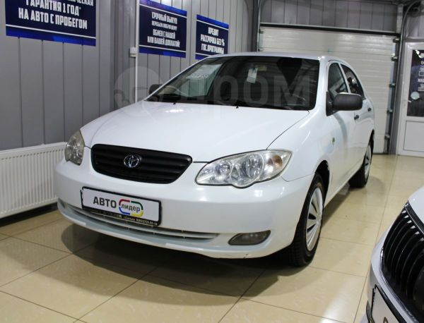 BYD F3, 2011 год, 219 900 руб.