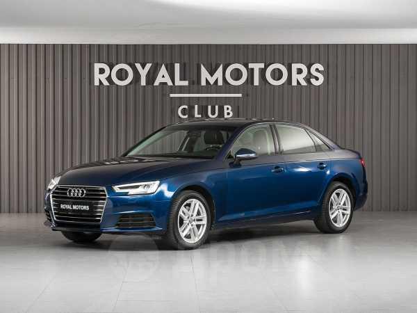 Audi A4, 2018 год, 1 530 000 руб.