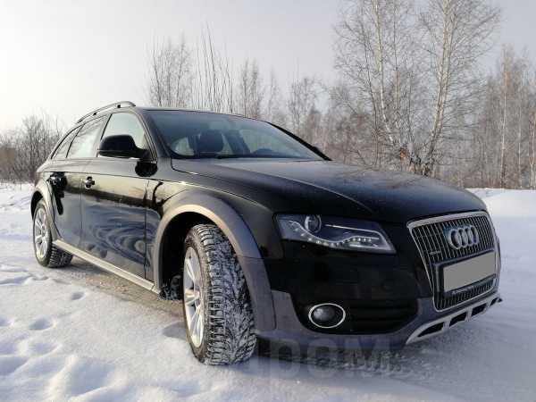 Audi A4 allroad quattro, 2011 год, 898 000 руб.