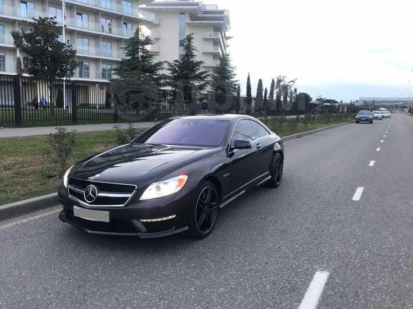Mercedes-Benz CL-Class, 2011 год, 2 700 000 руб.
