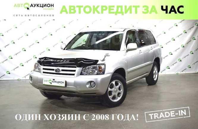 Toyota Kluger V, 2005 год, 664 000 руб.