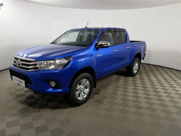 Toyota Hilux Pick Up, 2017 год, 1 790 000 руб.