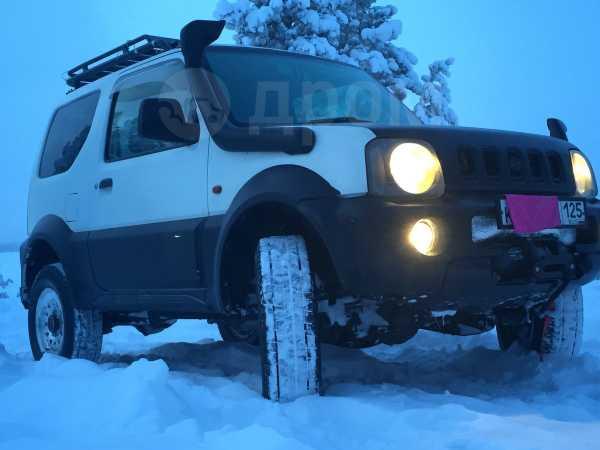 Suzuki Jimny Wide, 1998 год, 390 000 руб.
