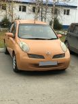 Nissan March, 2002 год, 160 000 руб.