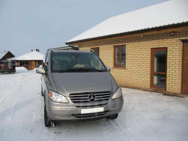 Mercedes-Benz Viano, 2010 год, 1 300 000 руб.