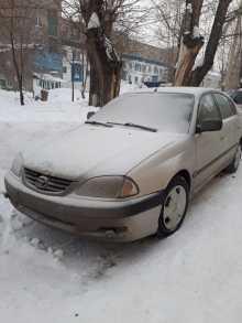 Новосибирск Avensis 2002