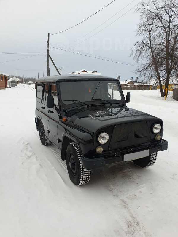 УАЗ Хантер, 2018 год, 550 000 руб.