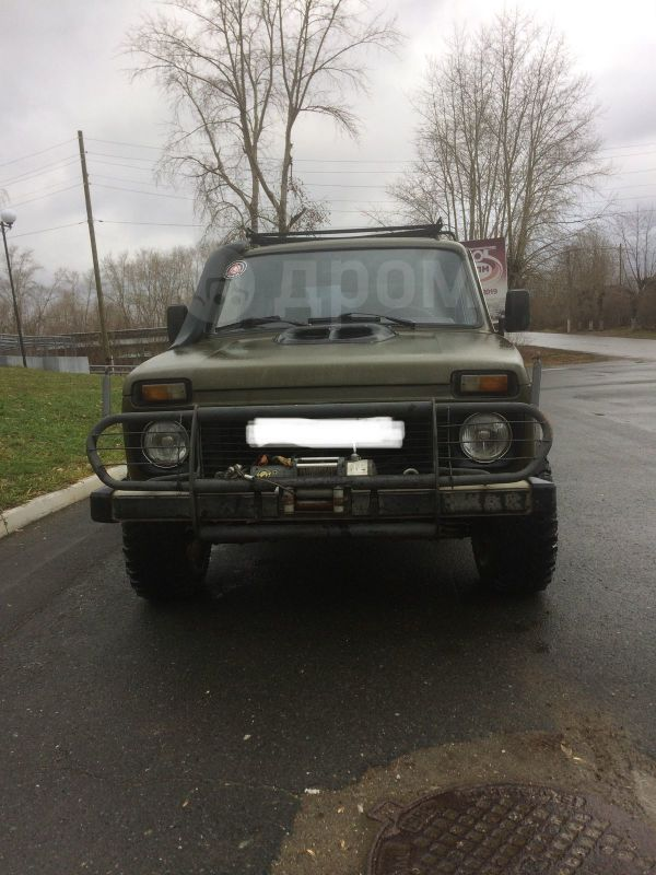 Лада 4x4 2121 Нива, 1982 год, 117 000 руб.