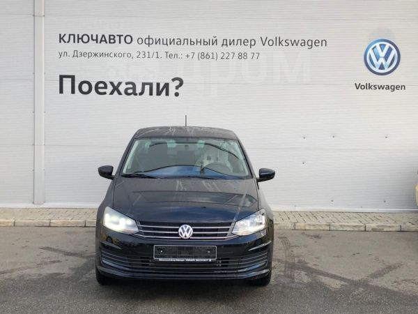 Volkswagen Polo, 2019 год, 933 400 руб.