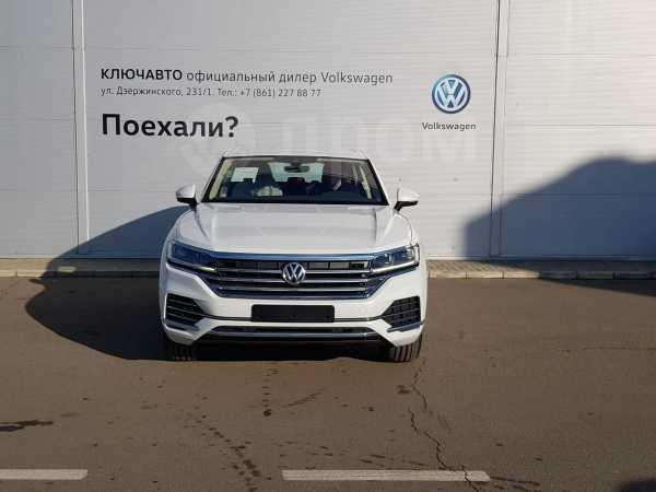 Volkswagen Touareg, 2019 год, 4 807 000 руб.