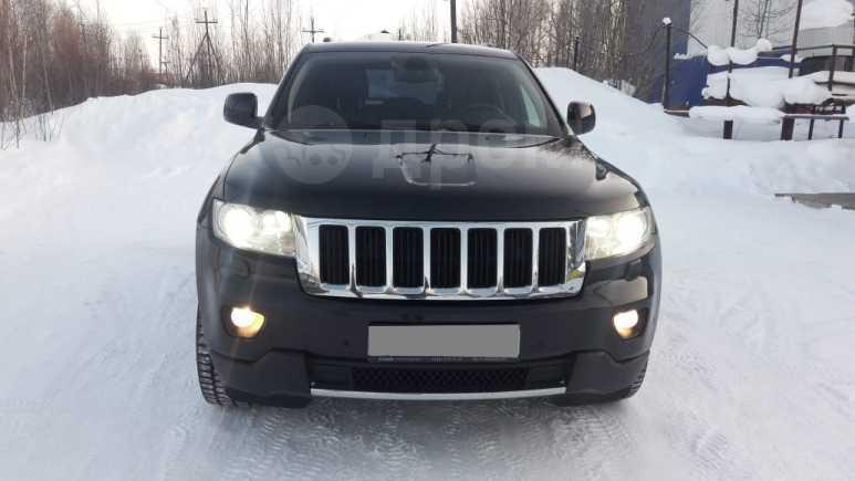 Jeep Grand Cherokee, 2012 год, 1 270 000 руб.