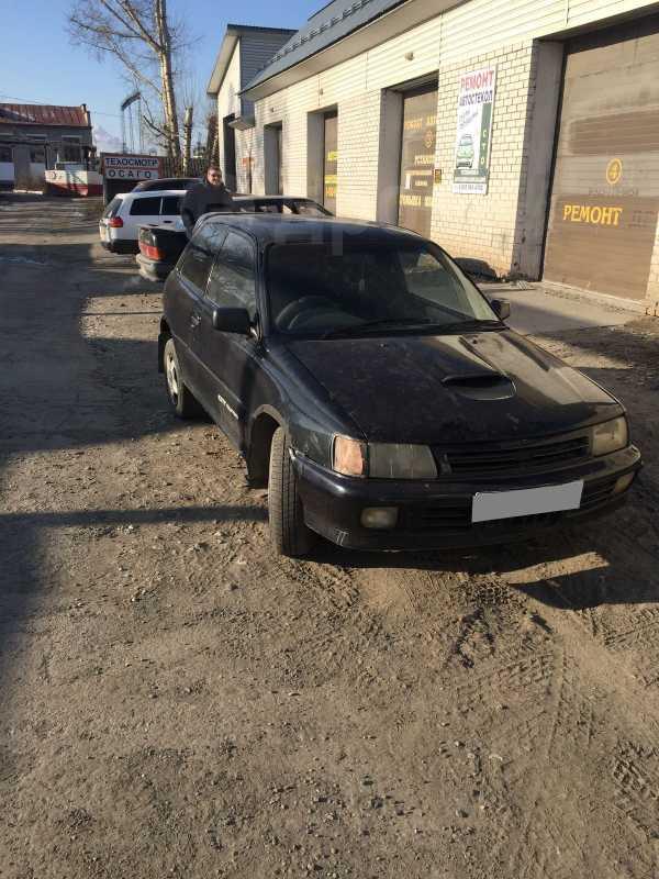 Toyota Starlet, 1990 год, 60 000 руб.