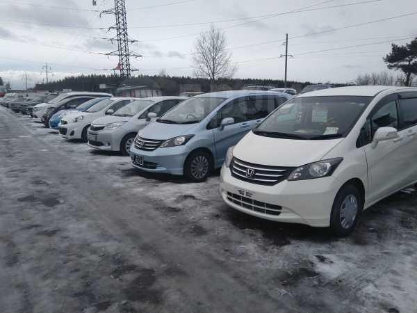 Honda Freed, 2011 год, 800 000 руб.