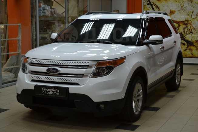 Ford Explorer, 2014 год, 1 320 000 руб.