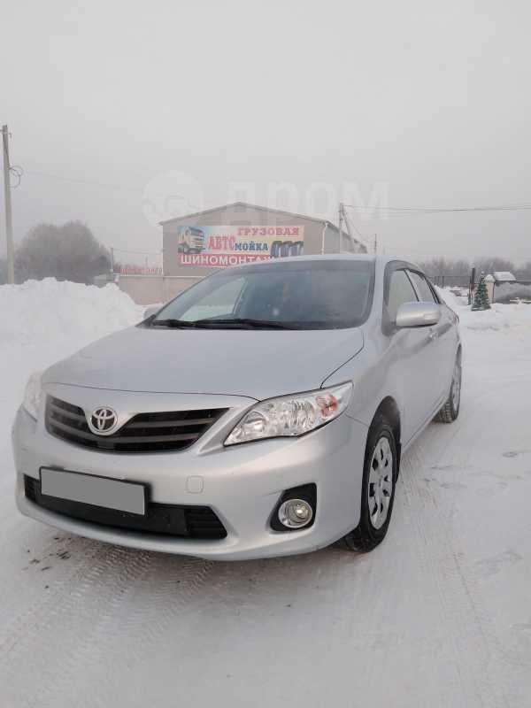 Toyota Corolla, 2012 год, 630 000 руб.