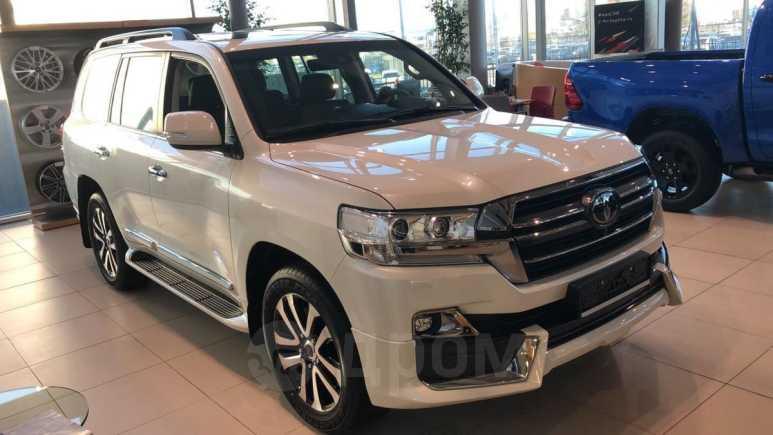 Toyota Land Cruiser, 2019 год, 5 890 000 руб.