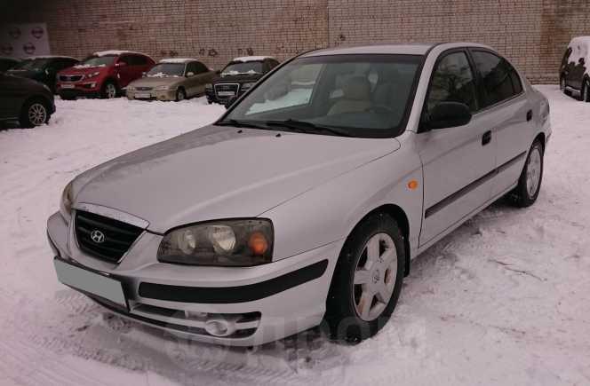 Hyundai Elantra, 2004 год, 199 000 руб.