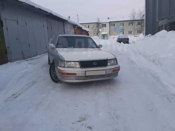 Lexus LS400, 1990 год, 170 000 руб.