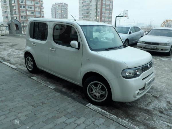 Nissan Cube, 2014 год, 545 000 руб.