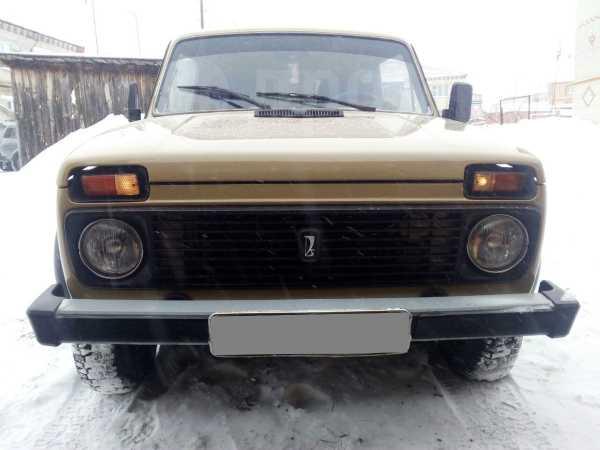 Лада 4x4 Бронто, 2001 год, 165 000 руб.
