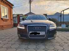 Новотитаровская Audi A6 2011