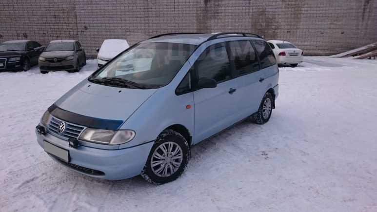 Volkswagen Sharan, 1999 год, 185 000 руб.