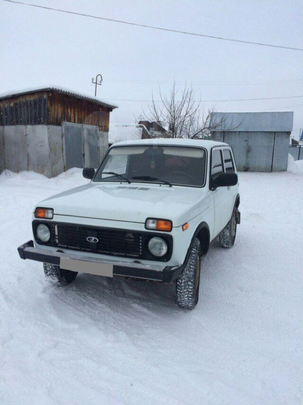 Лада 4x4 2121 Нива, 2011 год, 200 000 руб.