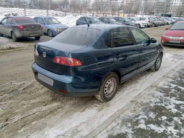 SEAT Cordoba, 2008 год, 249 000 руб.