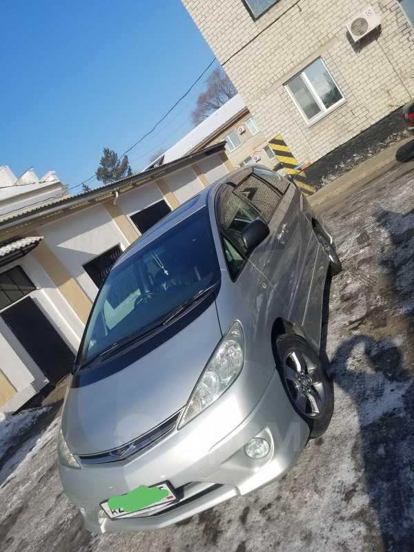 Toyota Estima, 2005 год, 750 000 руб.