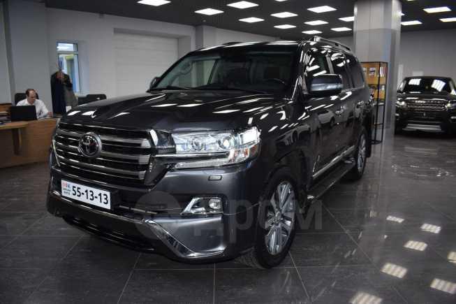 Toyota Land Cruiser, 2017 год, 4 290 000 руб.
