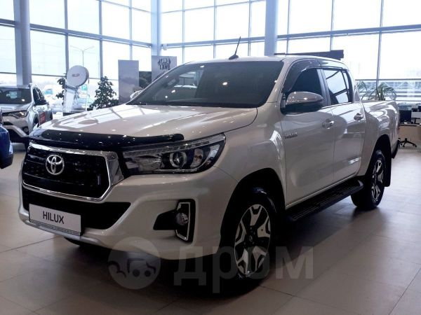 Toyota Hilux Pick Up, 2019 год, 2 691 000 руб.