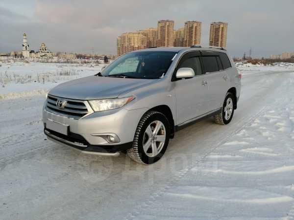 Toyota Highlander, 2012 год, 1 510 000 руб.