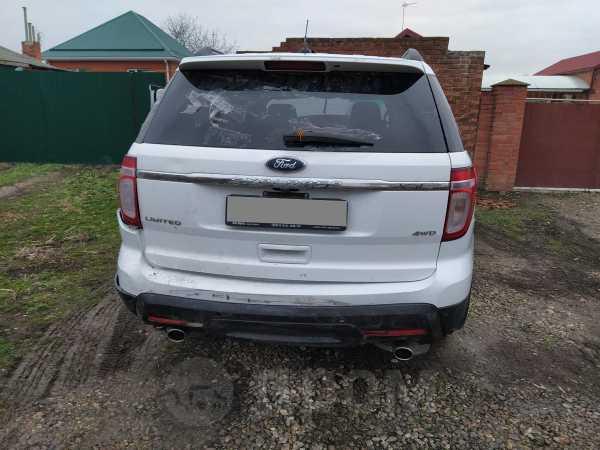 Ford Explorer, 2015 год, 680 000 руб.