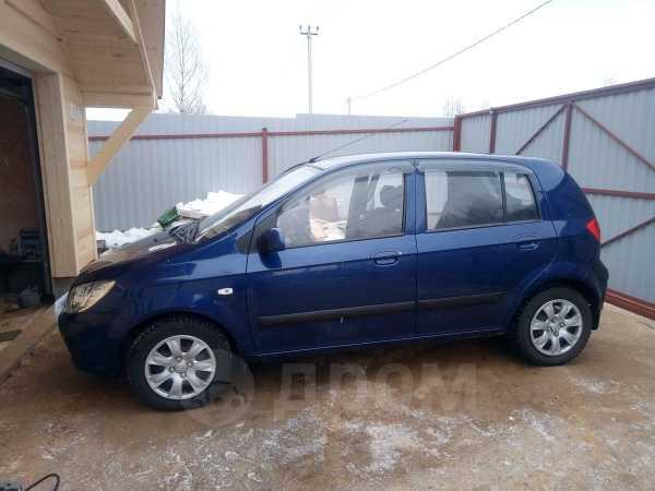 Hyundai Getz, 2008 год, 420 000 руб.