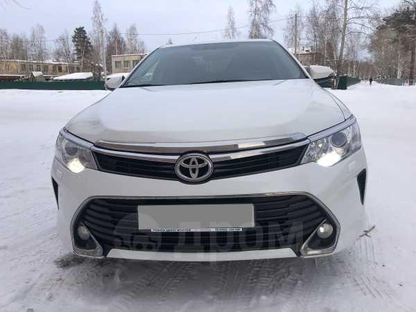 Toyota Camry, 2016 год, 1 430 000 руб.