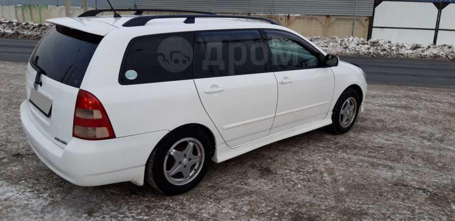 Toyota Corolla Fielder, 2001 год, 400 000 руб.