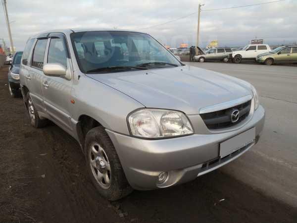 Mazda Tribute, 2002 год, 300 000 руб.