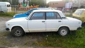 Петрозаводск Лада 2105 1991