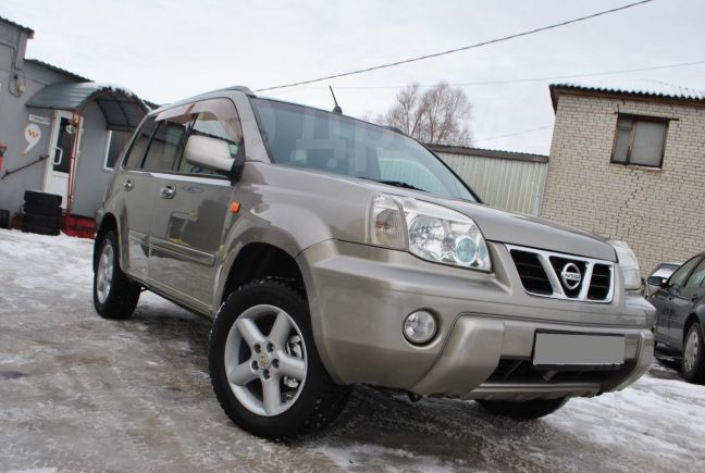 Nissan X-Trail, 2001 год, 309 000 руб.