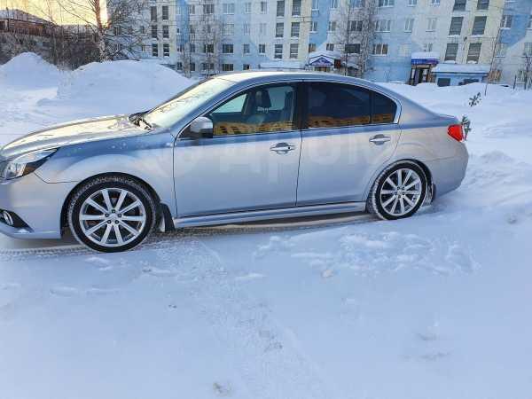 Subaru Legacy, 2014 год, 1 120 000 руб.