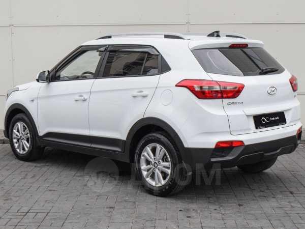 Hyundai Creta, 2017 год, 917 000 руб.