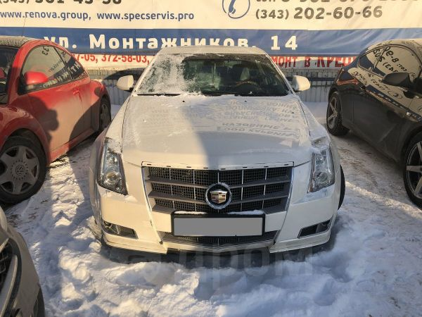 Cadillac CTS, 2011 год, 450 000 руб.
