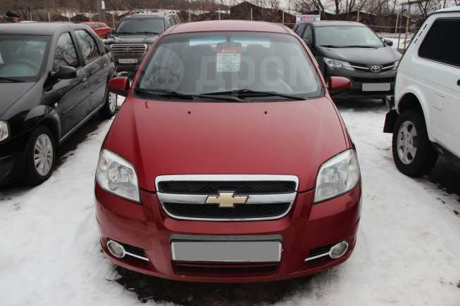 Chevrolet Aveo, 2008 год, 269 000 руб.