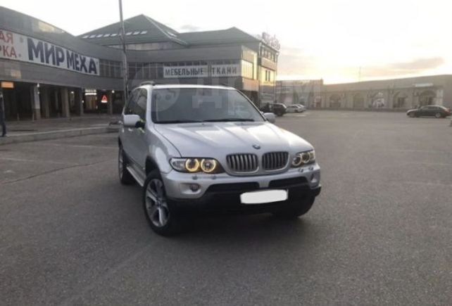 BMW X5, 2004 год, 560 000 руб.
