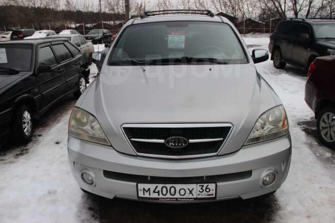 Kia Sorento, 2003 год, 370 000 руб.